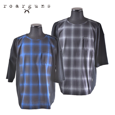 roarguns(ロアーガンズ) OMBRE.CHE S/STEE BAS