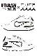 【一部予約品有り・4月再入荷予定】URBAN SUN(アーバンサン) ×muta(ムータ) コラボスニーカーMARINE