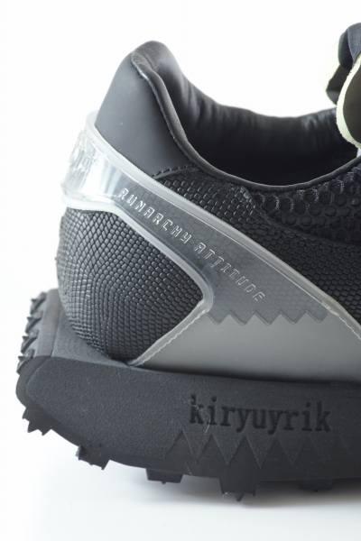 RUN OF×Kiryuyrik(ランオブ×キリュウキリュウ) BLACK MAMBA K 【40050-R1K】