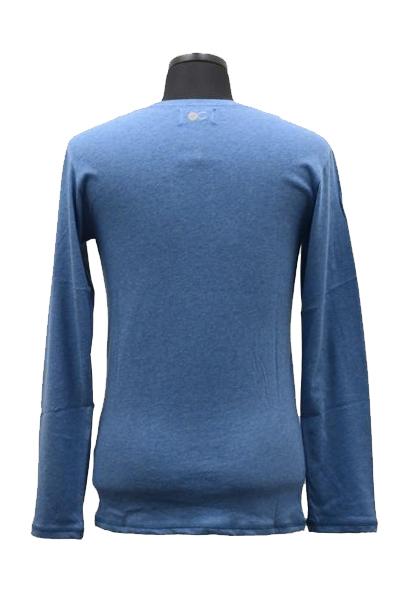ORGANATURAL CLOTHING(オーガナチュラルクロージング) LONG SLEEVE CUT&SEWN