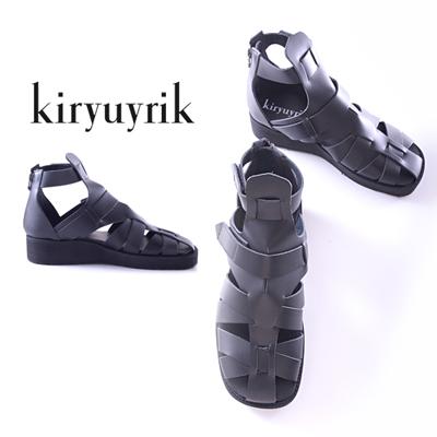 kiryuyrik(キリュウキリュウ) グラディエーターサンダル