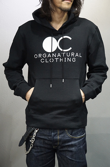 ORGANATURAL CLOTHING(オーガナチュラルクロージング) PULL OVER LOGO PARKA