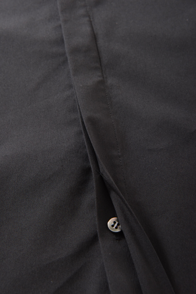 GalaabenD(ガラアーベント) T/Cブロードクロスストレッチデザインシャツ