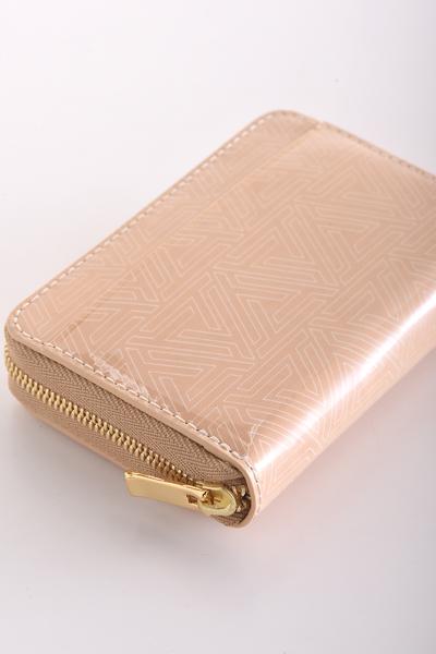 TRIDENTE(トリデンテ) ENAMEL COIN&CARD CASE