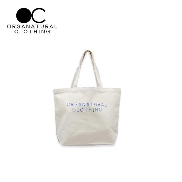 ORGANATURAL CLOTHING(オーガナチュラルクロージング) TOTE BAG (M)