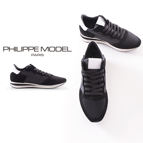 PHILIPPE MODEL (フィリップモデル) ローカットスニーカー