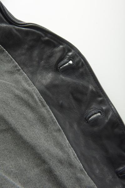 BACKLASH(バックラッシュ) イタリアンWショルダー製品染めベスト
