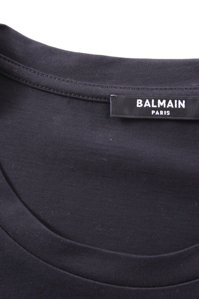 BALMAIN(バルマン) T-SHIRTS BLAZON PRINT