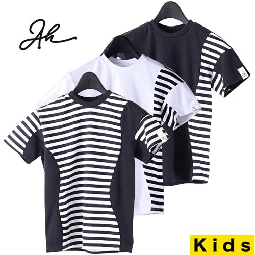 Ah kids(エイエイチ キッズ)  キッズバンビTシャツ