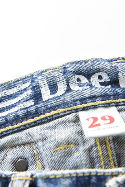 "DeeTA(ディーティーエー)  ""NEO""LOOSE SKINNY DOUGLAS 10周年記念モデル""SELVICH"""