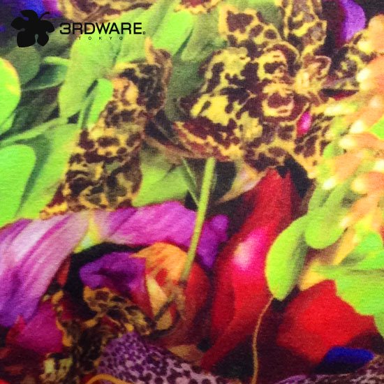 3RDWARE(サードウェア) BIONIC PLANTS×3RDWARE MIX FLOWER
