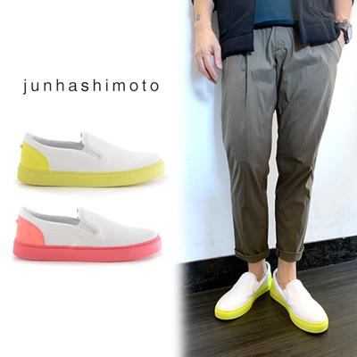 junhashimoto(ジュンハシモト) SLIP ON