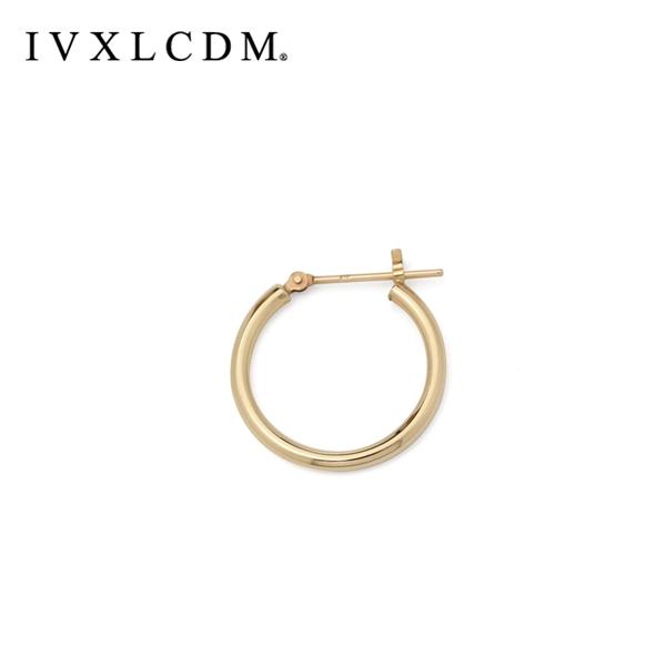 IVXLCDM(アイブイエックスエルシーディーエム)  2.0 LOOP LOGO PIERCED