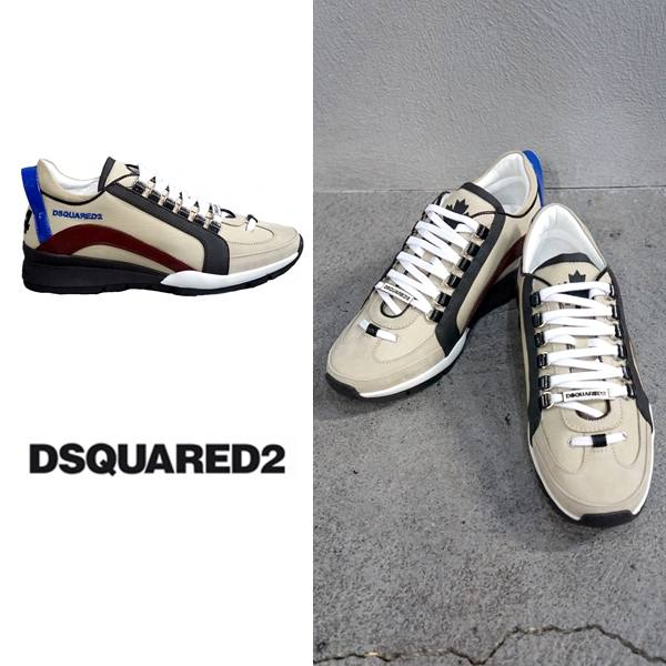 DSQUARED2(ディースクエアード)  Sneakers