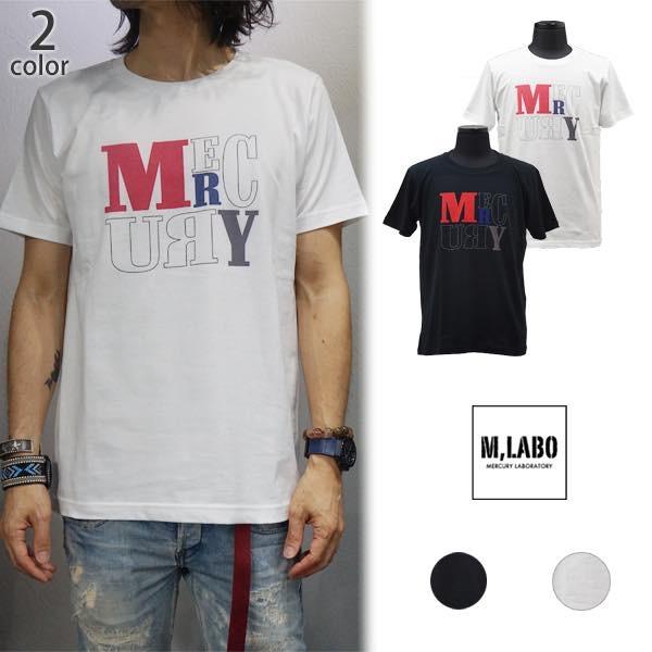 M.LABO Tシャツ Logo