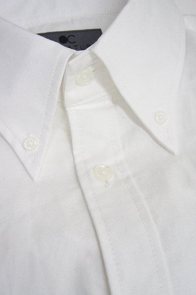 ORGANATURAL CLOTHING(オーガナチュラルクロージング) NEW OXFORD SHIRT(BASIC)