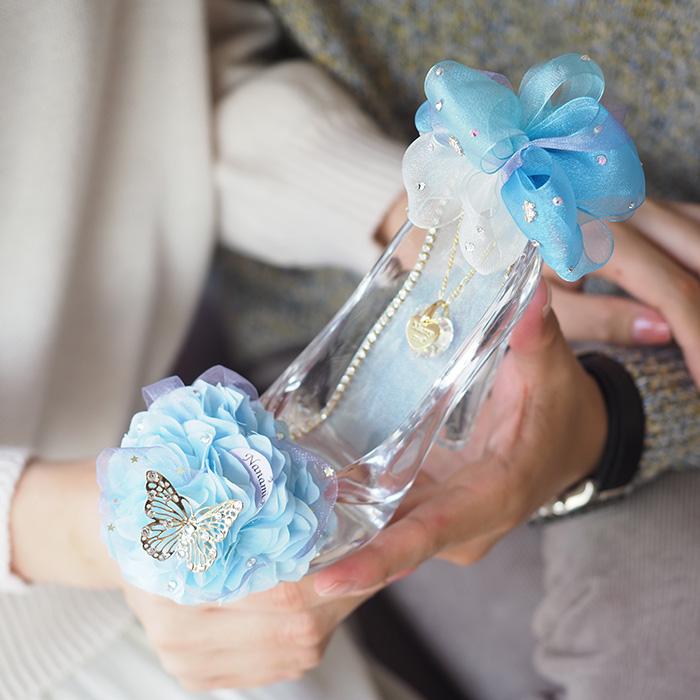 <特別版>シンデレラのガラスの靴 プリンセスブルー