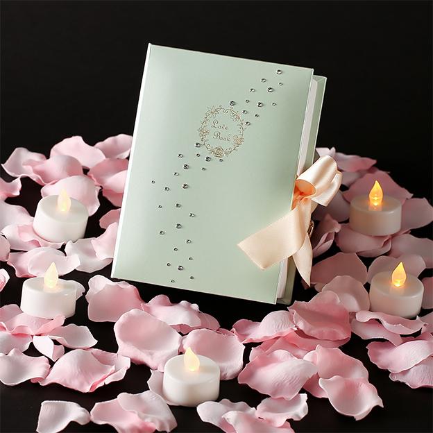 【究極のプロポーズ】Love Book -桜・Sakura-(プロポーズの本)