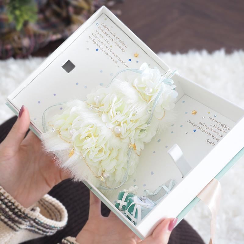 冬に【手紙と花でプロポーズ】Love Book-White tree-(ホワイトツリー2021)