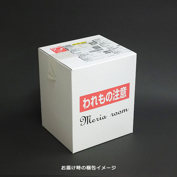 【1月生まれの誕生日プレゼント】誕生石ローズボックス(ガーネット)
