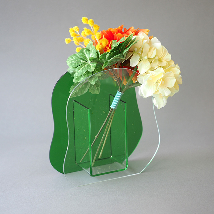【誕生日・記念日・結婚祝い】アニバーサリーボックス(オレンジ)