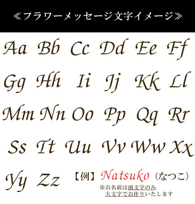 【プロポーズ専用】メッセージフラワーバッグ エタニティ2021(ピンク)
