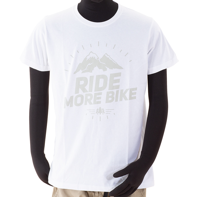 Tシャツ RIDE MORE BIKE