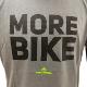 【レディースモデル】Tシャツ MORE BIKE