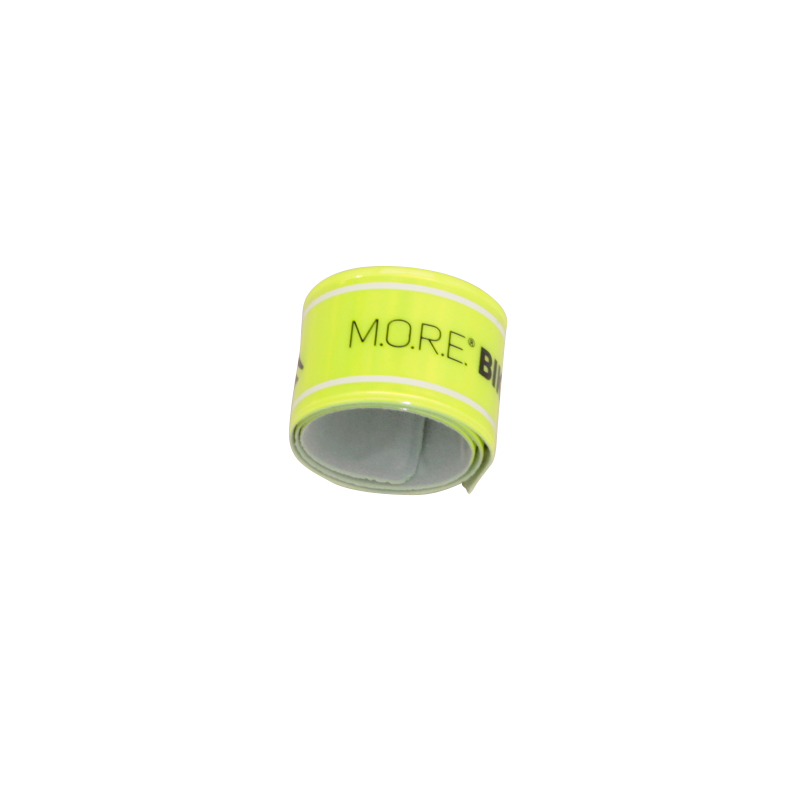 MERIDAリフレクターバンド 蛍光イエロー 35cm(W)×3cm(H)