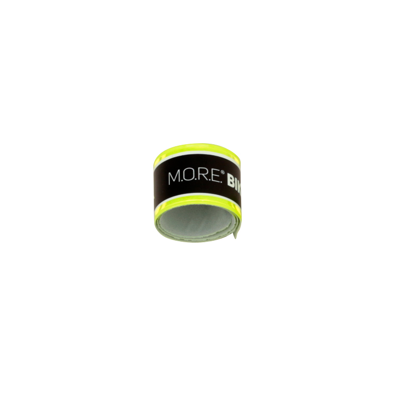 MERIDAリフレクターバンド ブラック 35cm(W)×3cm(H)