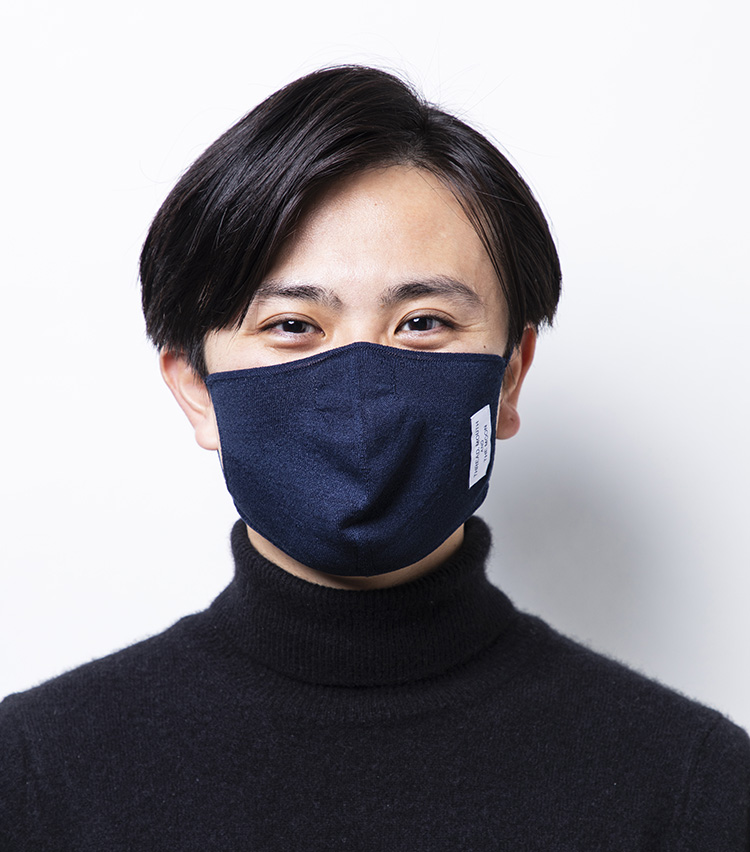 THREAD, MOUTH AND THE MOON(スレッド,マウス アンド ザ ムーン)Silk Mask