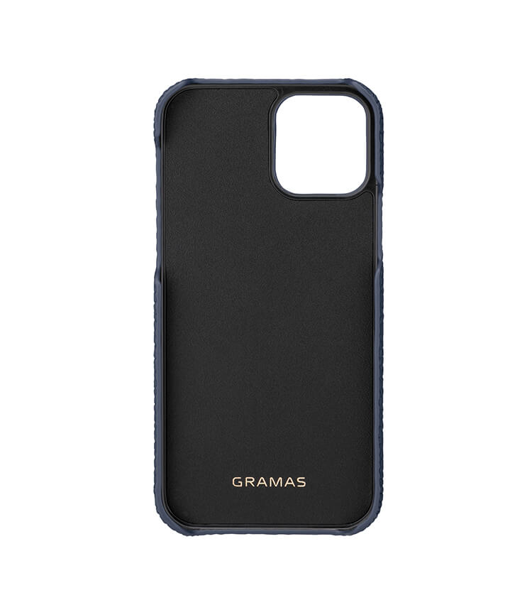 "GRAMAS(グラマス)Shrunken-calf Leather Book Case for New iPhone 6.1""GS"