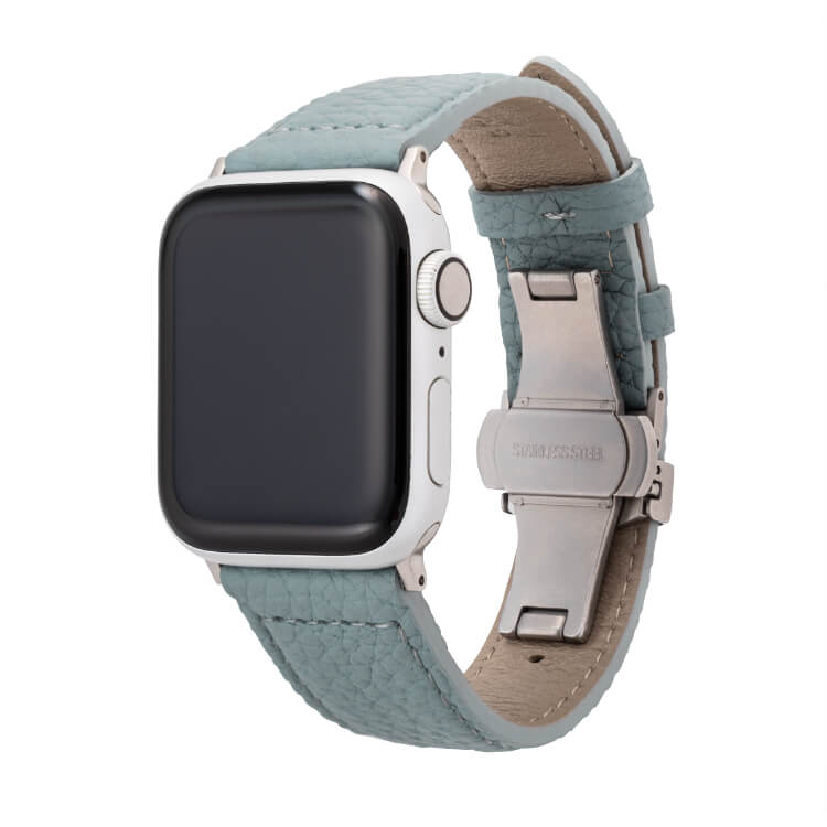GRAMAS(グラマス)German Shrunken-calf Watchband for Apple Watch-40/38mm
