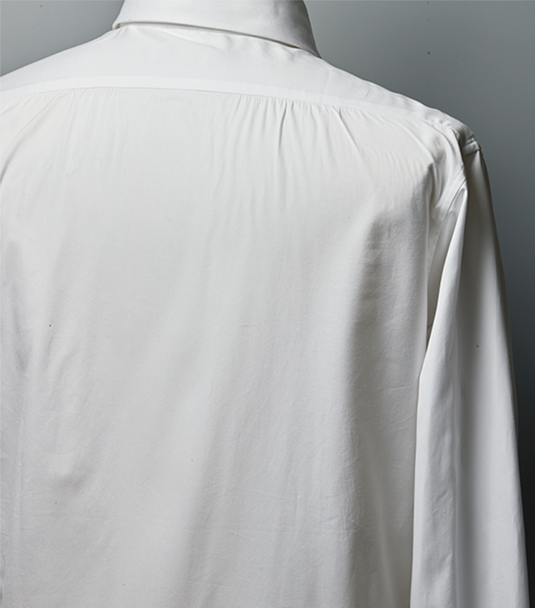 【meSTORE別注】LES LESTON(レスレストン)レギュラーカラーシャツ