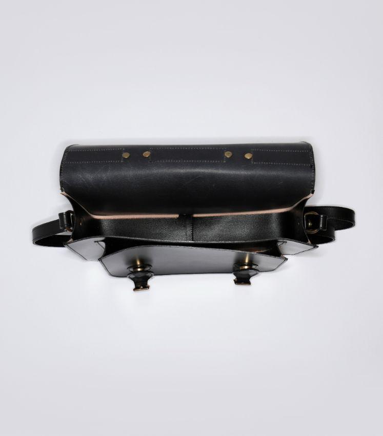 GLENROYAL(グレンロイヤル)SATCHEL BAG 13 WITH D-RING