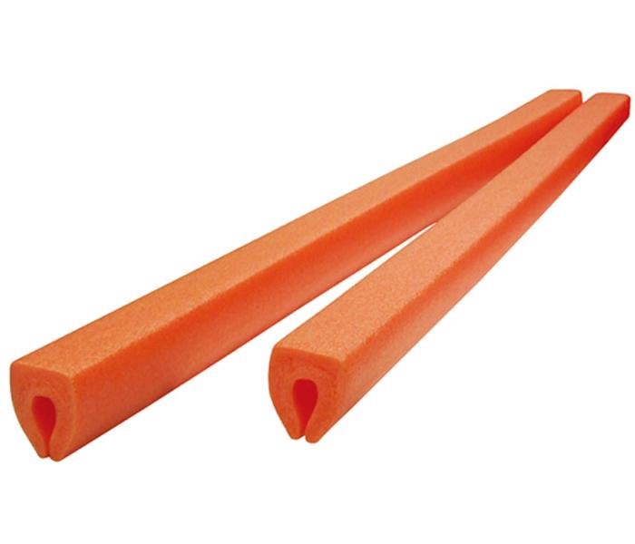 H鋼養生材 (横幅52mmX縦幅63X長さ1000mm 50本セット)