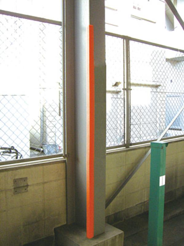【法人限定商品】H鋼養生材 (横幅52mmX縦幅63X長さ1000mm 50本セット)