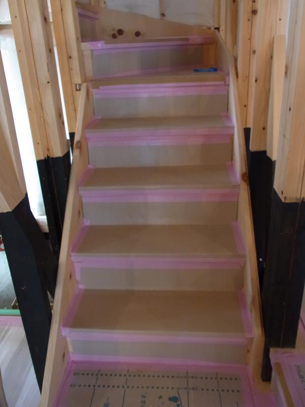 ろくはら階段(廻り用 1セット)