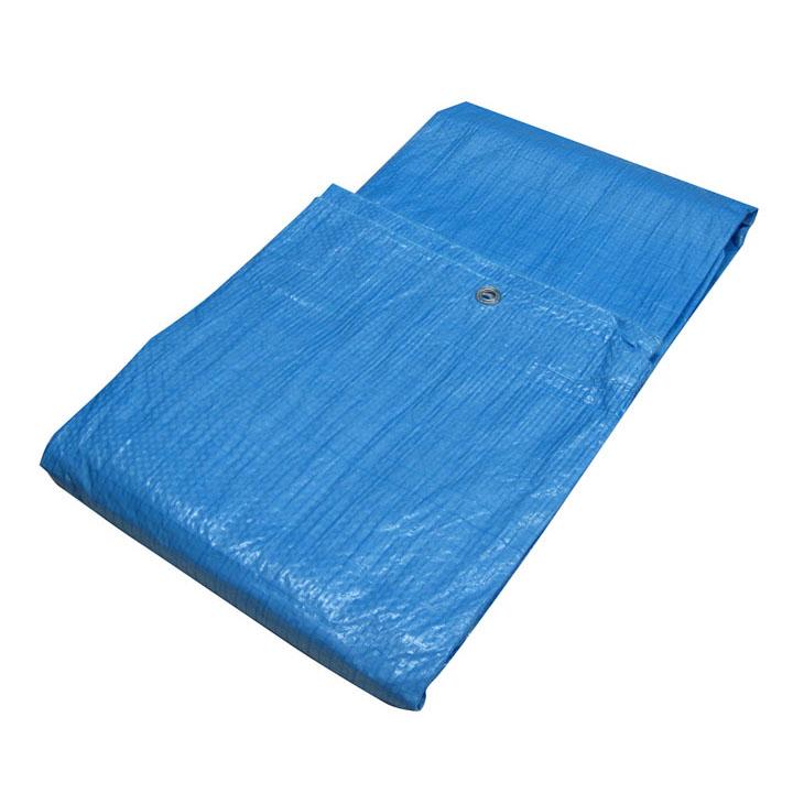 輸入ブルーシート(5.4mX7.2m/5枚セット)