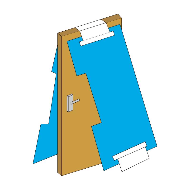 玄護郎 青(厚み3.5mmX幅850mmX長さ1820mm  8枚)