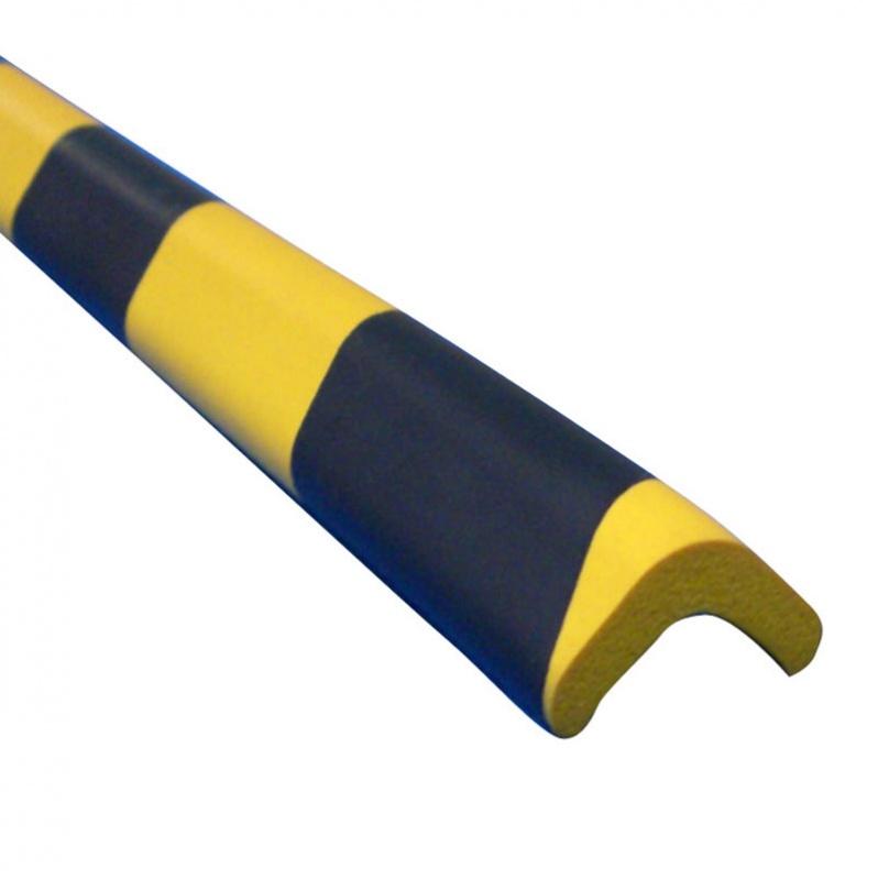 コーナーガードST''トラ柄'' S(縦約22mmX横約22mmX長さ約900mmX厚み約6mm  1本)