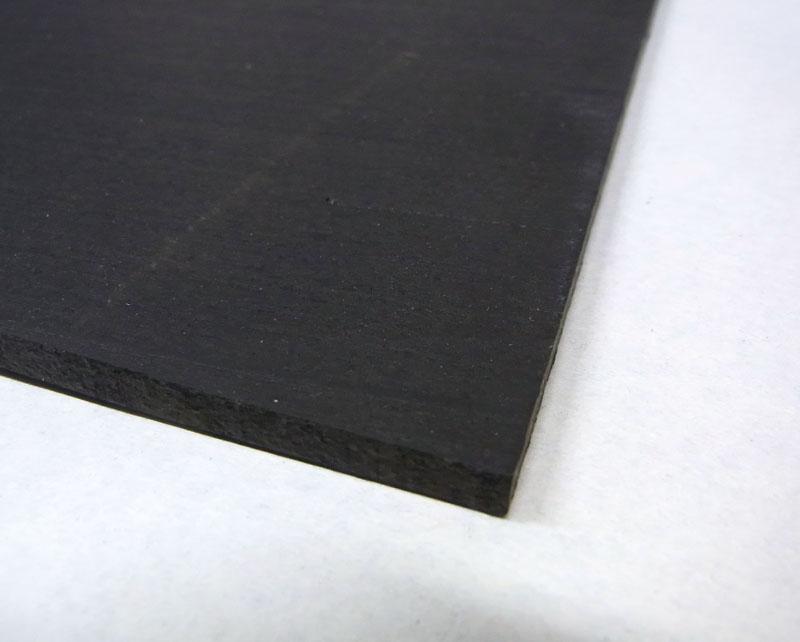 【法人限定商品】ブラックターフ (凹凸あり・フラット)(厚み5mmX幅1000mmX長さ2000mm  1枚)