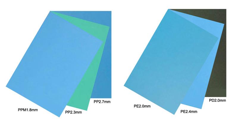 養生くんPP2.3� 厚み2.3mm×幅850mm×長さ1700mm(10枚セット)