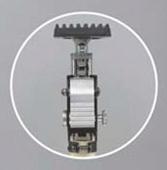 突っ張りスタンド KTSD-390 【パイプ径(mm)29φ×長さ2100〜3900mm】 (6本セット)