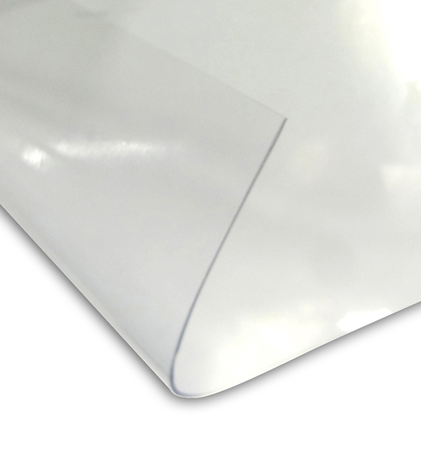 透明エンビ(塩ビ)シート (厚み0.2mmX1370mmX50m/1本)