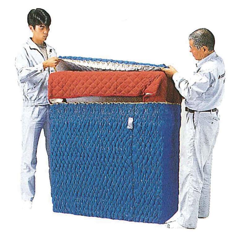 アサヒ Jキルト フィットカバー 50Lサイズ (5枚セット)