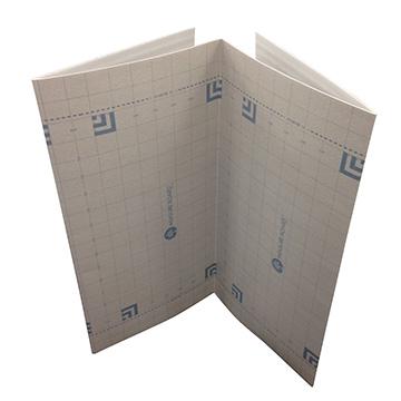 エムエフ メジャーボード4つ折りタイプ 紙製養生ボード(20枚入)