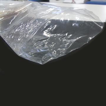 ポリチューブ 0.08mm厚  125mm×500m (1本)