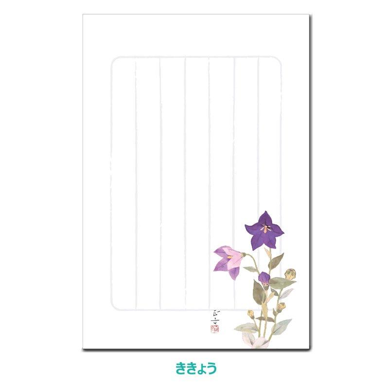 花の絵葉書セット �132