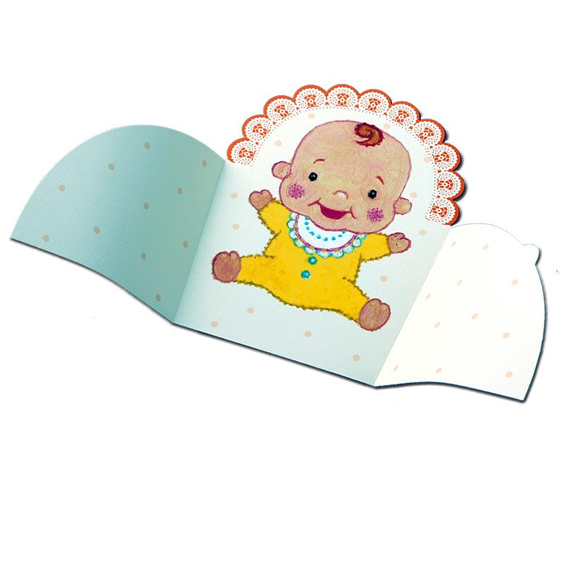 赤ちゃんカード �681